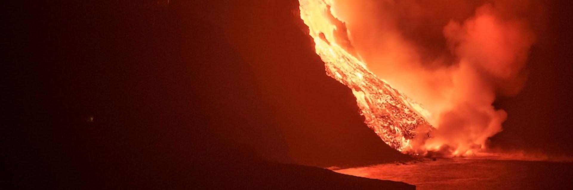 Vulkan Lava